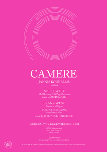 Camere 1 cover image