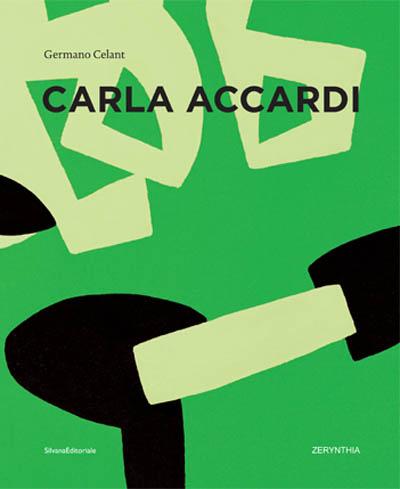 Cover Catalogue Carla Accardi