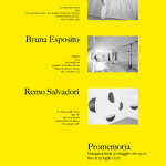 Invitation Exhibition Promemoria