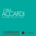 Invitation to Carla Accardi Castelbasso