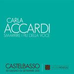 Invitation to Carla Accardi Castelbasso