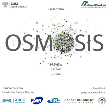 Invitation to Osmosis