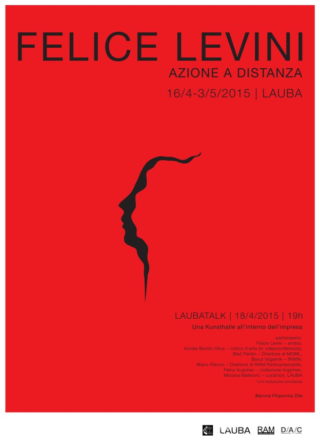 Invitation to Levini Azione a distanza