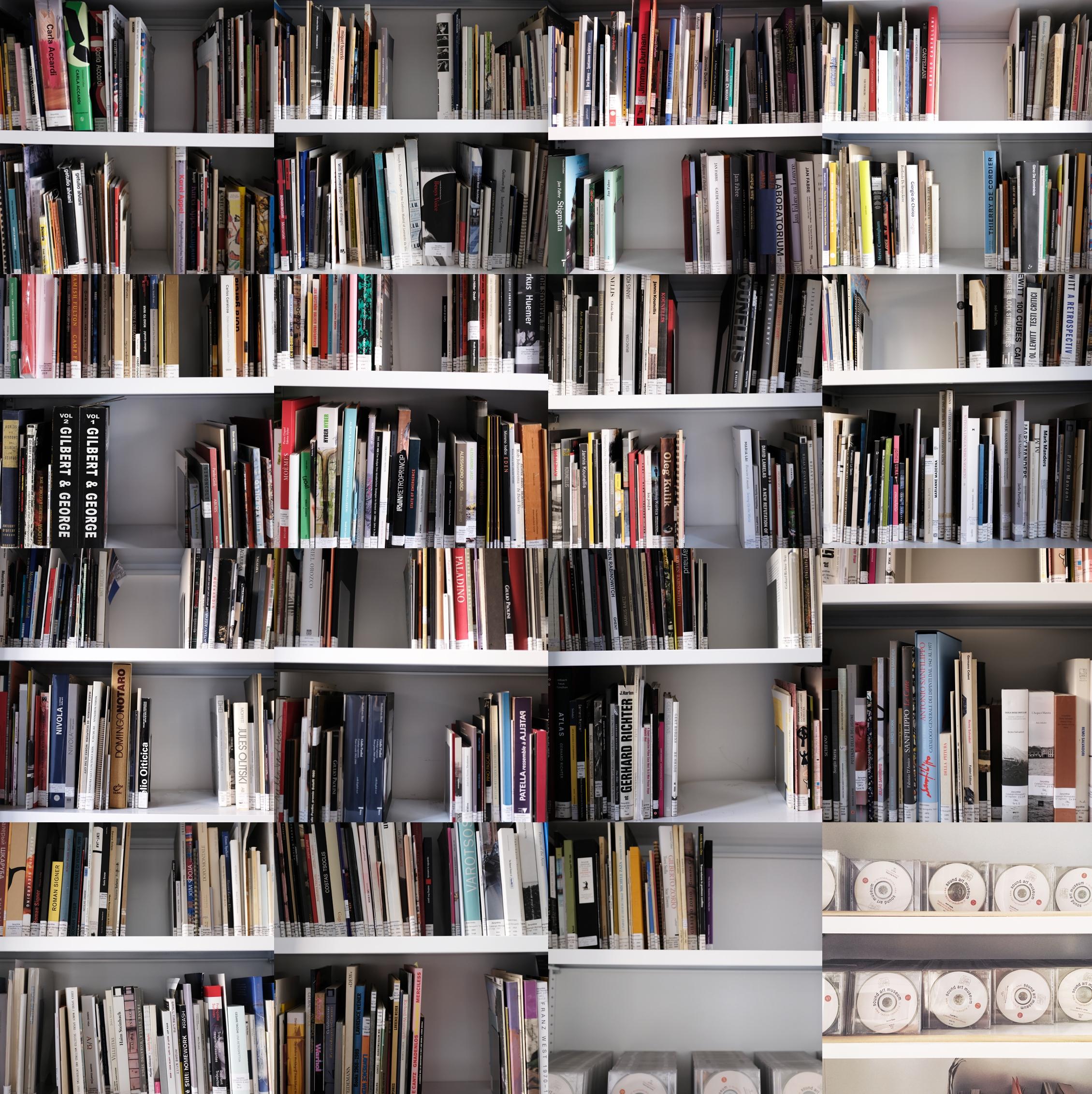 Zerynthia's Library