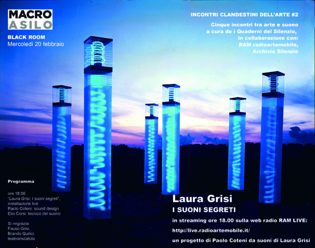 Invitation to Laura Grisi Macro