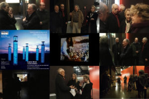 Pictures collage from the event in Macro Asilo
